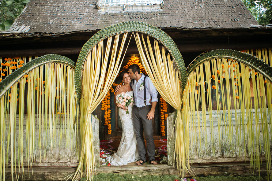 THE WEDDING | CAROLINE & BRENT at Bambu Indah Ubud  27