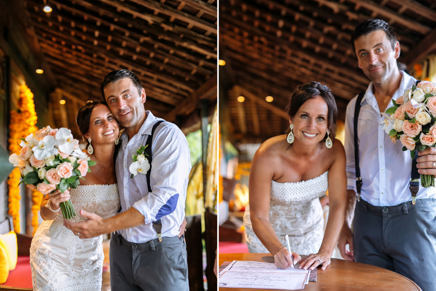 THE WEDDING | CAROLINE & BRENT at Bambu Indah Ubud  28