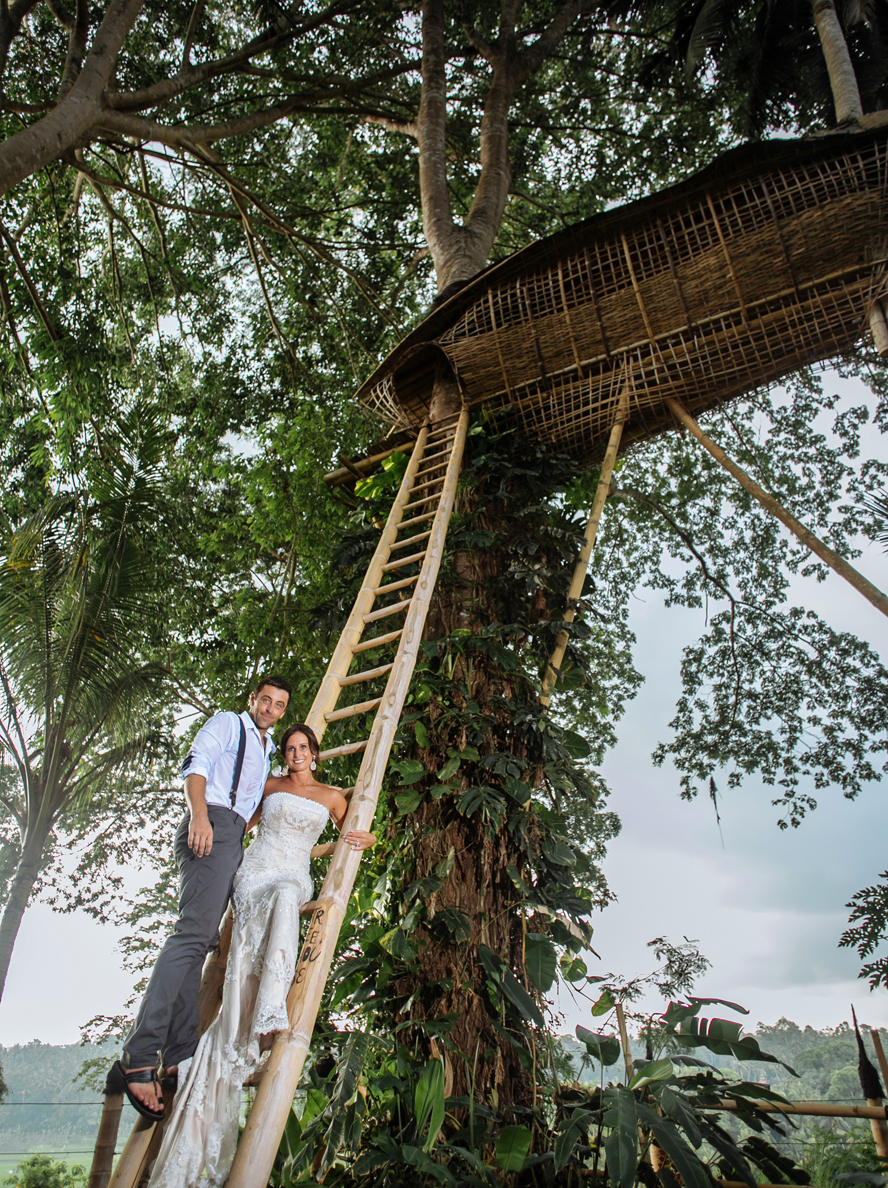 THE WEDDING | CAROLINE & BRENT at Bambu Indah Ubud  33