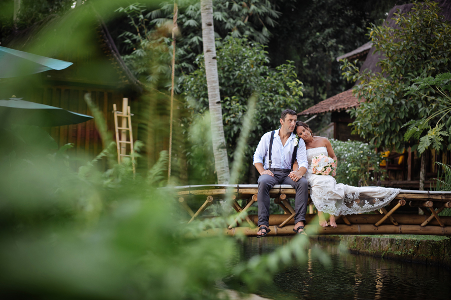 THE WEDDING | CAROLINE & BRENT at Bambu Indah Ubud  37