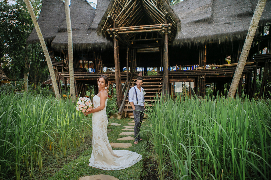 THE WEDDING | CAROLINE & BRENT at Bambu Indah Ubud  38