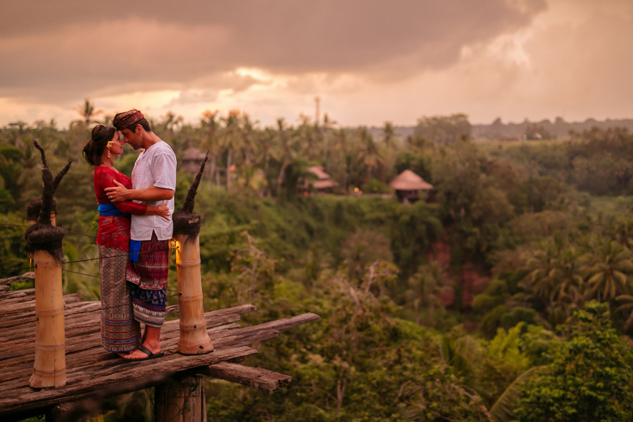 THE WEDDING | CAROLINE & BRENT at Bambu Indah Ubud  54